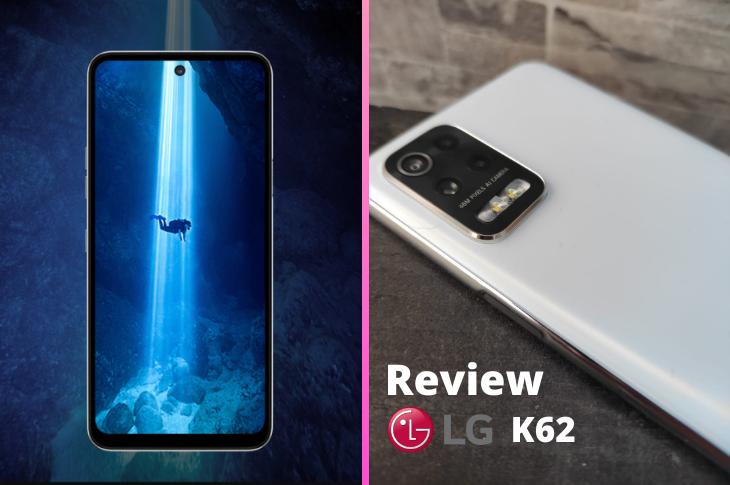 LG K62 review, ficha técnica y comparativa, ¿conviene comprar este equipo?