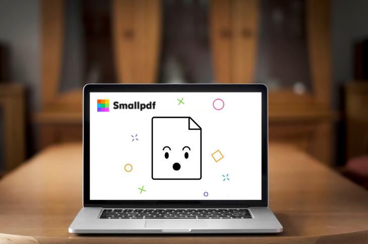 Herramientas para editar y firmar documentos PDF con Smallpdf