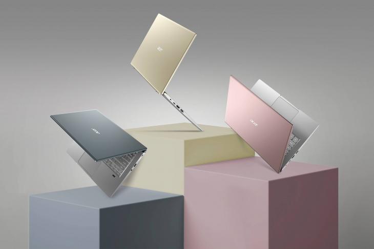Acer Swift X La nueva laptop ultradelgada con amplia memoria y batería