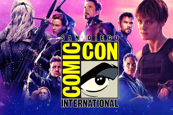 San Diego Comic-Con 2019 Las presentaciones más esperadas
