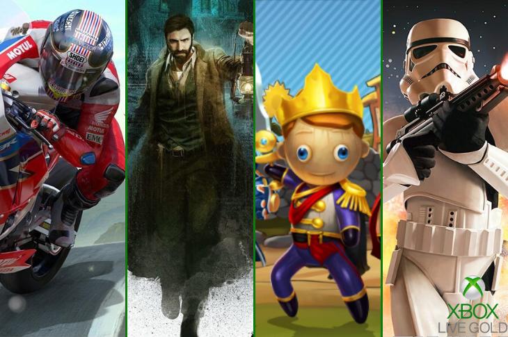 Xbox Games With Gold: juegos gratis para febrero 2020