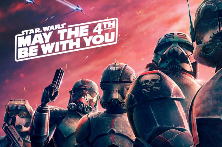 The Bad Batch personajes y de qué trata la nueva serie de Star Wars