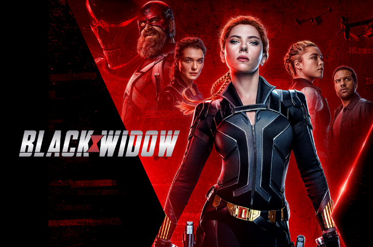 Black Widow Nueva fecha de estreno