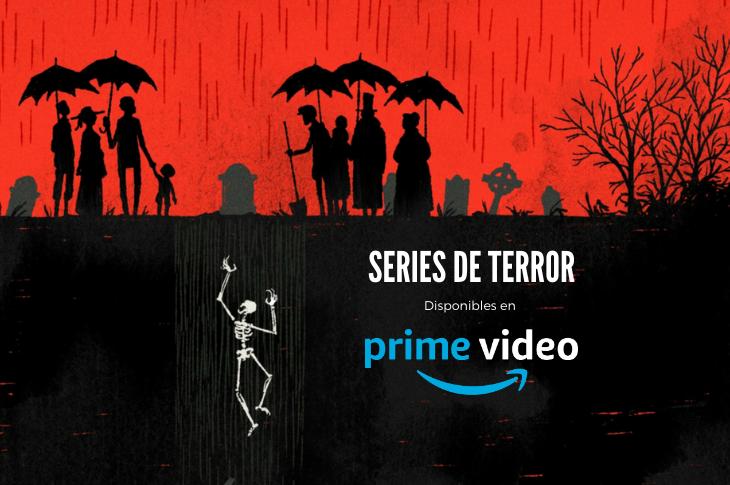 Top 10 Series de Terror en Amazon Prime Video