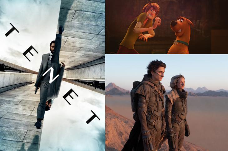 Calendario de películas de estreno de Warner Bros. Pictures México