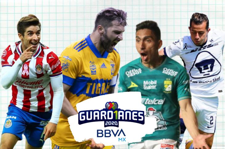 Liga MX Canales y horarios de la jornada 15 del Torneo Guard1anes 2020