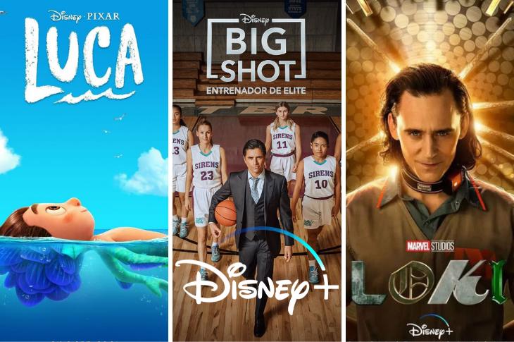 Disney Plus México estrenos para junio de 2021