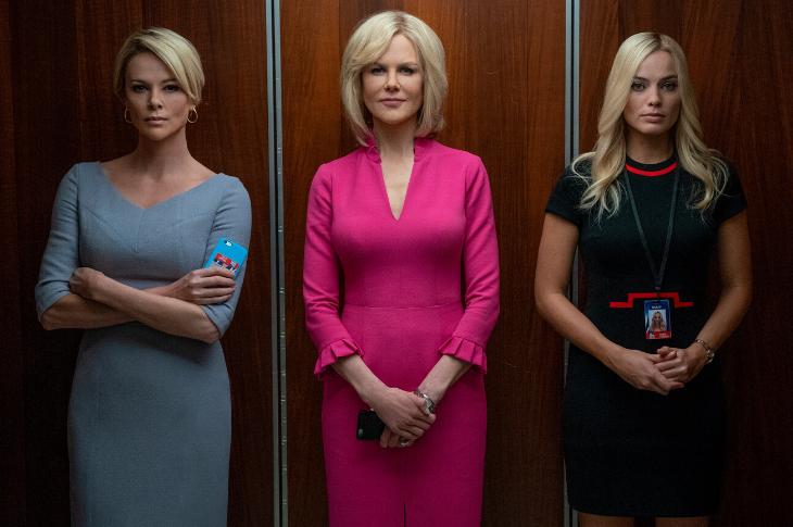 El Escándalo reseña y galería del elenco