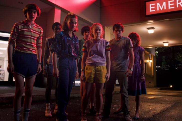 Stranger Things 3 rompe records en Netflix