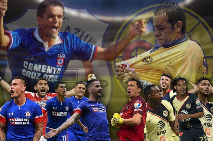 Liga MX  canales y horarios para ver la gran final Cruz Azul vs América d6a06d3980775