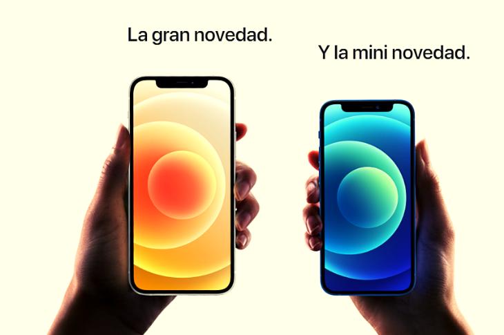 iPhone 12 y 12 mini características, disponibilidad y precio en México