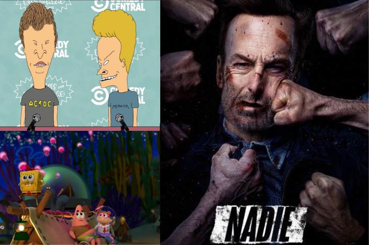Mejores videos Green Day, Bob Esponja, Beavis and Butt-Head y más