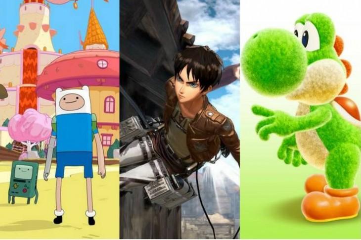12 Juegos De Nintendo Switch Mas Esperados Para El 2018
