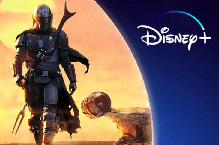 Star Wars en Disney Plus lista de películas y series