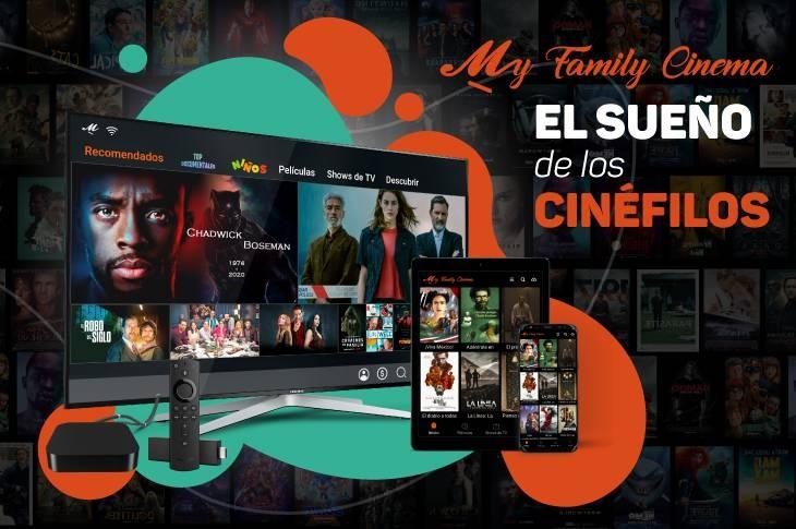 My Family Cinema el sueño de los cinéfilos