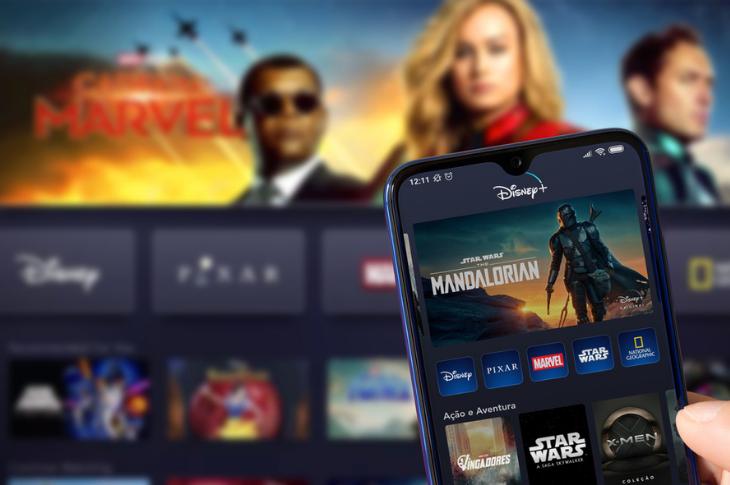 Disney Plus ya es la mitad de grande que Netflix en México