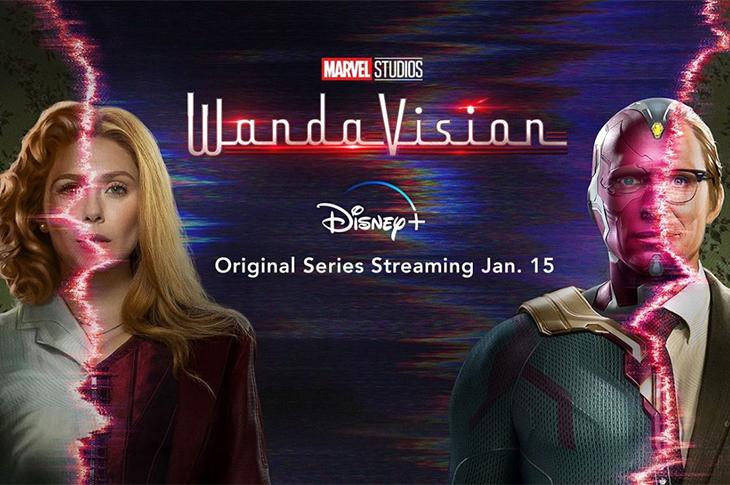 WandaVision Temporada 1 – Galería interactiva del elenco