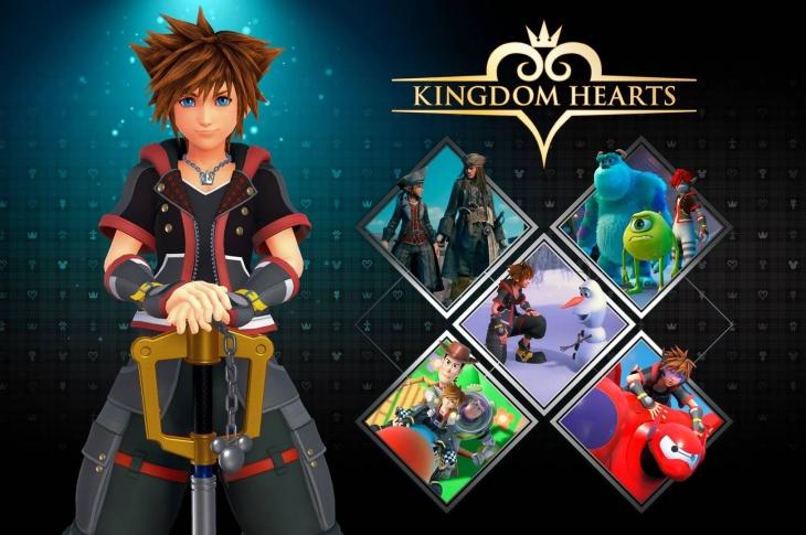 Estrenos de videojuegos marzo 2021: Kingdom Hearts en PC y más