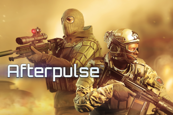 Afterpulse llega a Nintendo Switch