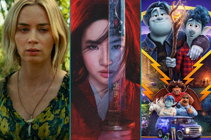 Estrenos de cine en México para marzo de 2020