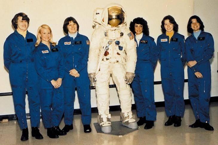 Las mujeres astrónomas y astronautas más importantes de la historia