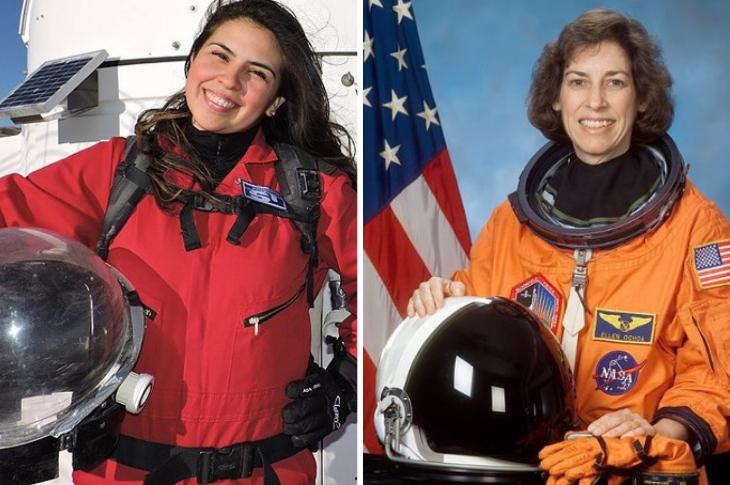 Mujeres mexicanas astronautas y científicas en la NASA