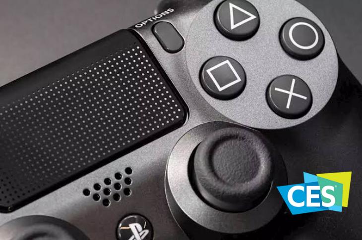 PlayStation 5 muestra logo y características en CES 2020
