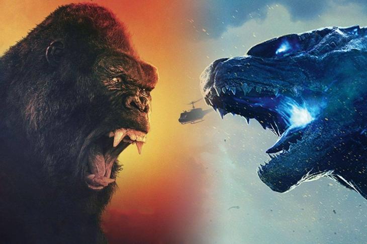 Dónde ver Godzilla vs. Kong en México