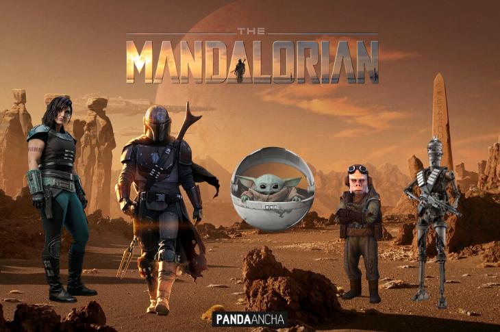 Quiz de The Mandalorian: ¿Qué personaje eres?