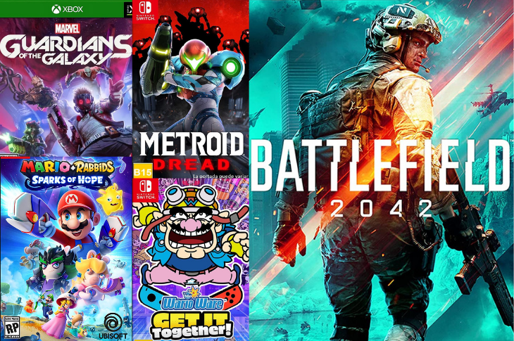 E3 2021 preventas de videojuegos en Amazon solo por tiempo limitado