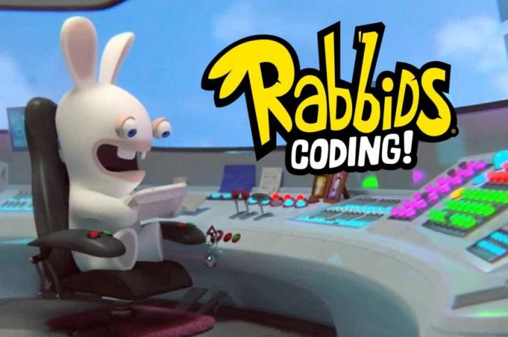 Rabbids Coding Conviértete en un futuro programador junto a estos conejos
