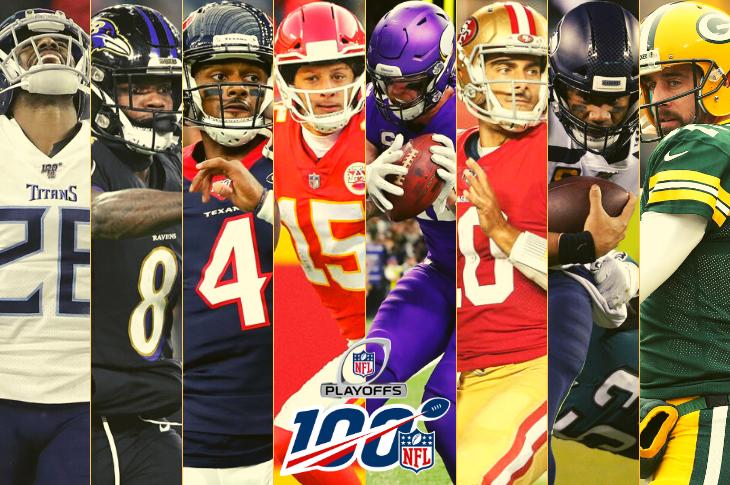 NFL Playoffs 2020 canales y horarios para ver la Ronda Divisional
