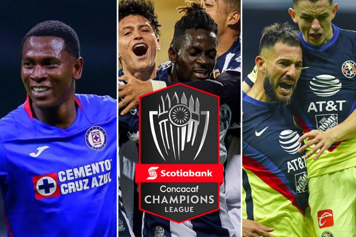 Concachampions 2021 Canales para ver a los equipos mexicanos en Cuartos de final de vuelta