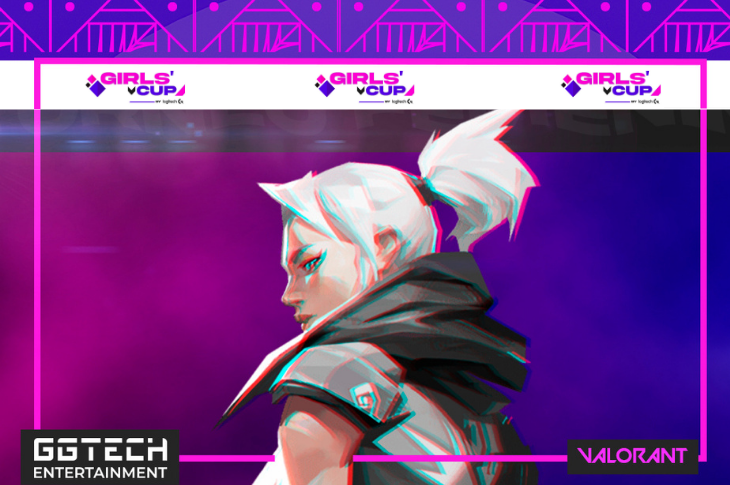 Primer torneo femenil Valorant en México por Logitech