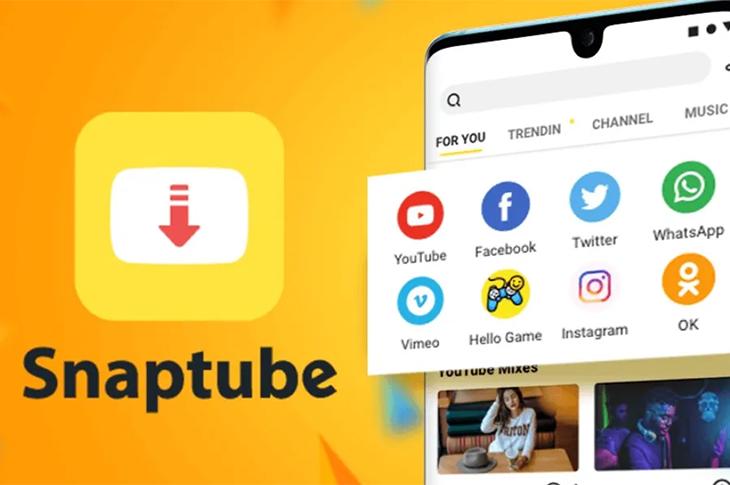Snaptube descargar videos de Instagram nunca había sido tan fácil