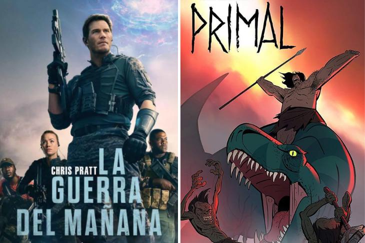 Top 10 películas y series más vistas en México en julio 2021