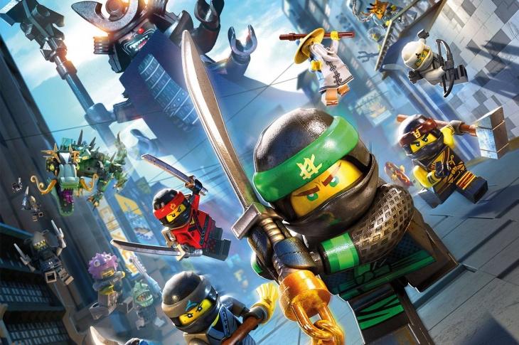 LEGO Ninjago Película El videojuego, gratis en PS4, Xbox One y PC
