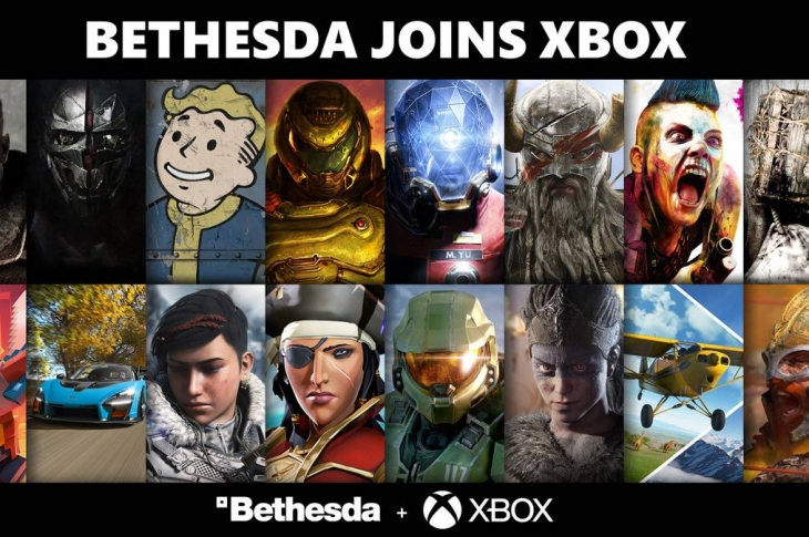 Microsoft hace oficial la compra de Bethesda