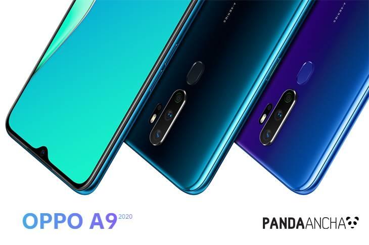 OPPO trae a México smartphones A9 (2020) y A31, smartwatch y audífonos