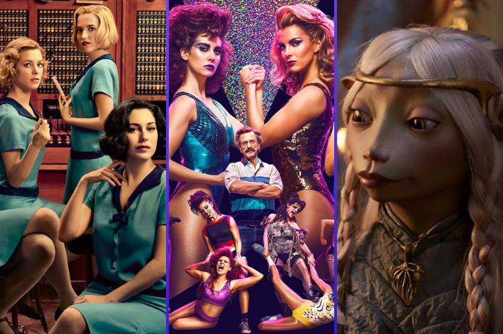 Series de estreno en Netflix México para agosto de 2019