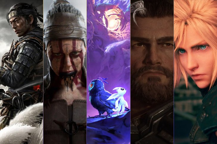The Game Awards 2019 Lista de anuncios y lanzamientos