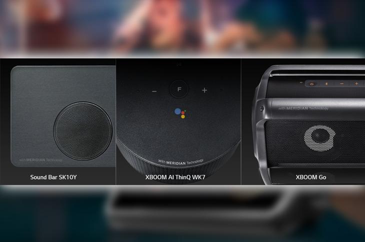 LG te convierte en un DJ con sus nuevas bocinas XBoom