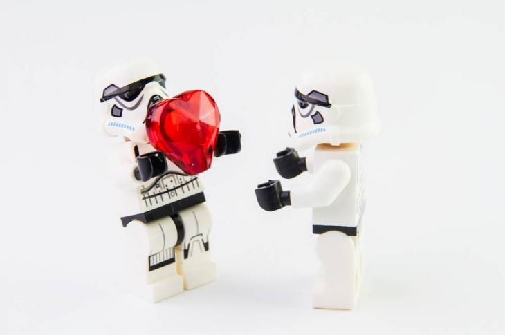 Regalos geeks originales para San Valentín