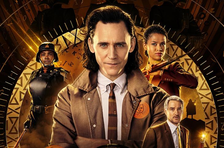 Loki galería interactiva del elenco de la serie de Disney Plus