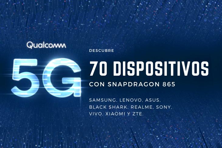 Qualcomm presenta dispositivos para el futuro de la conectividad 5G