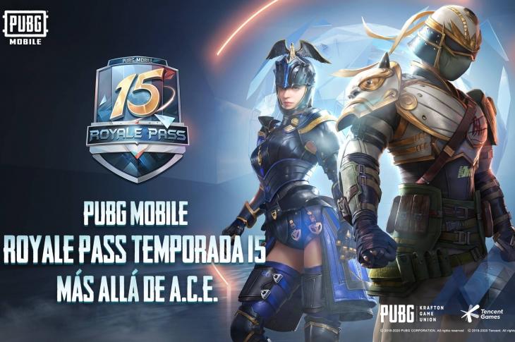 PUBG Mobile trae elegantes recompensas en su Royale Pass