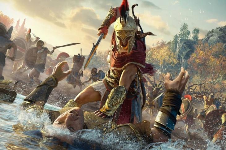 Assassin's Creed Odyssey gratis este fin de semana en PC, PS4 y Xbox One