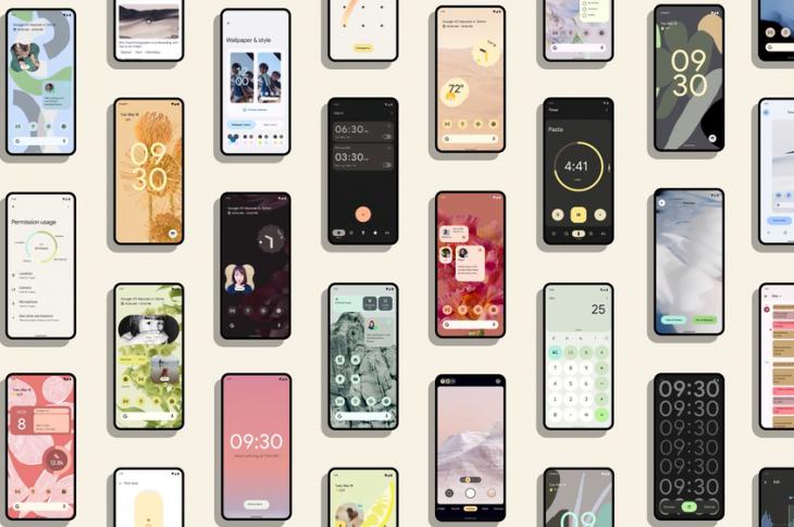 Android 12 Beta: más personalización y seguridad