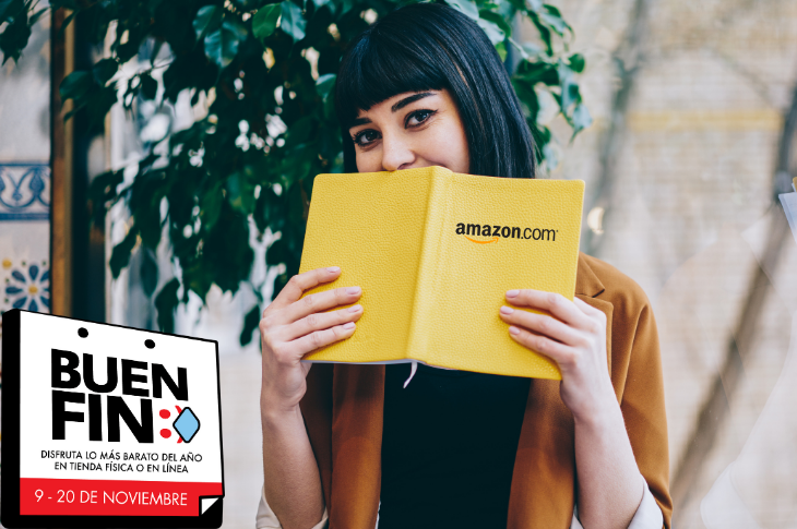 Buen Fin 2020 ofertas de libros en Amazon, manga y cómics