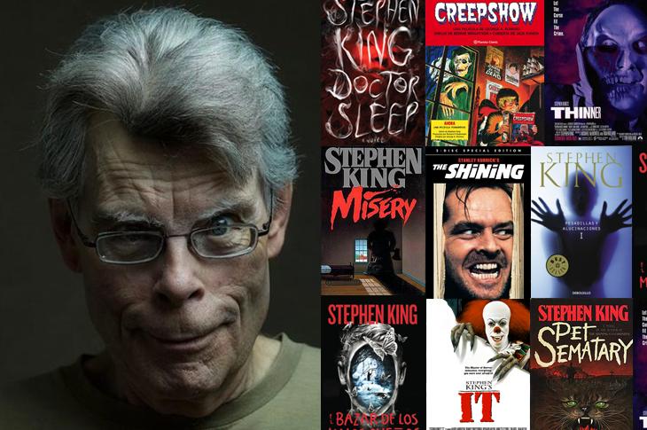 Quiz de Stephen King sólo para fanáticos